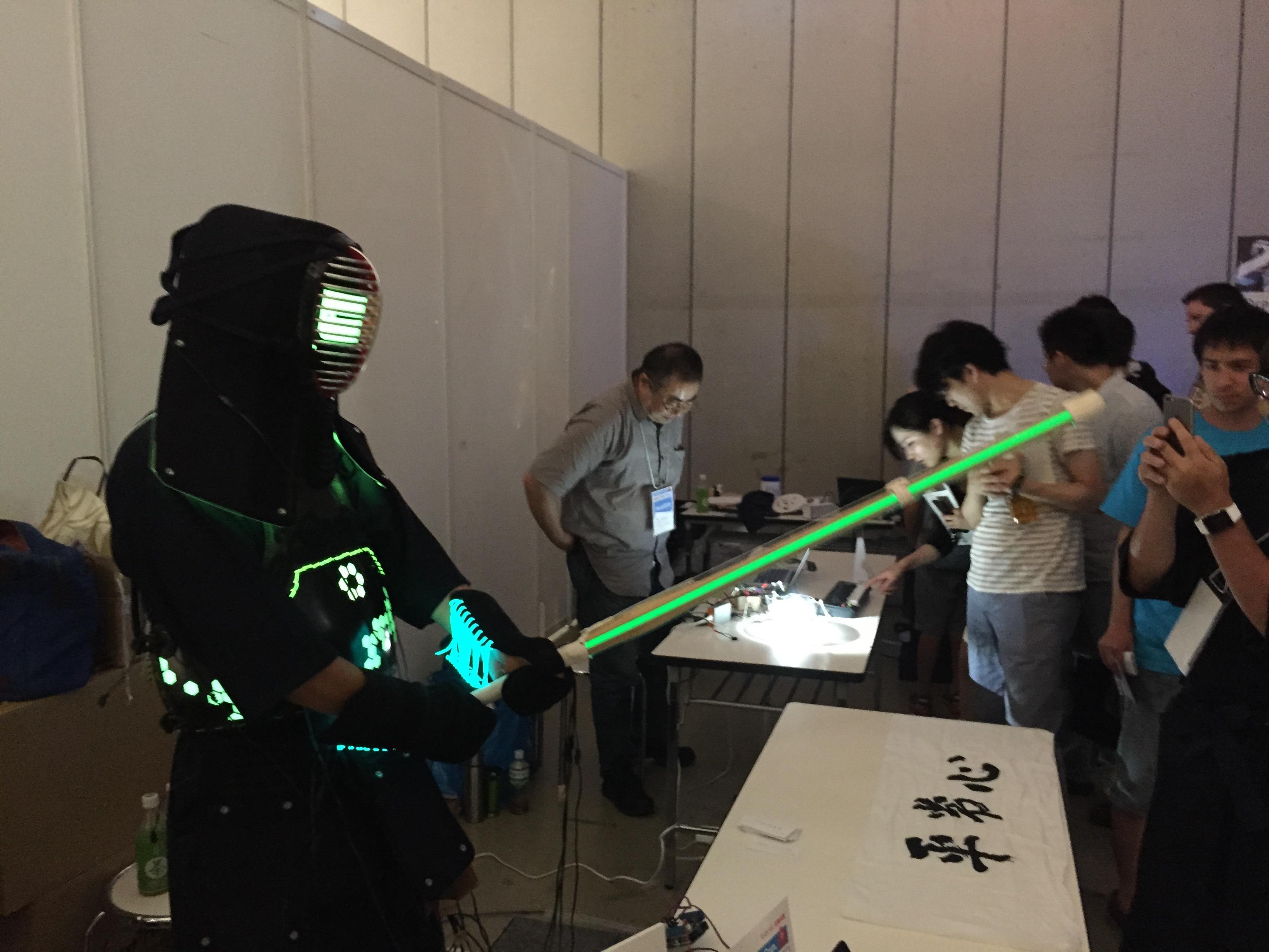 <面白ガジェット祭り>電子工作家の祭典 Maker Fairに参戦してみた