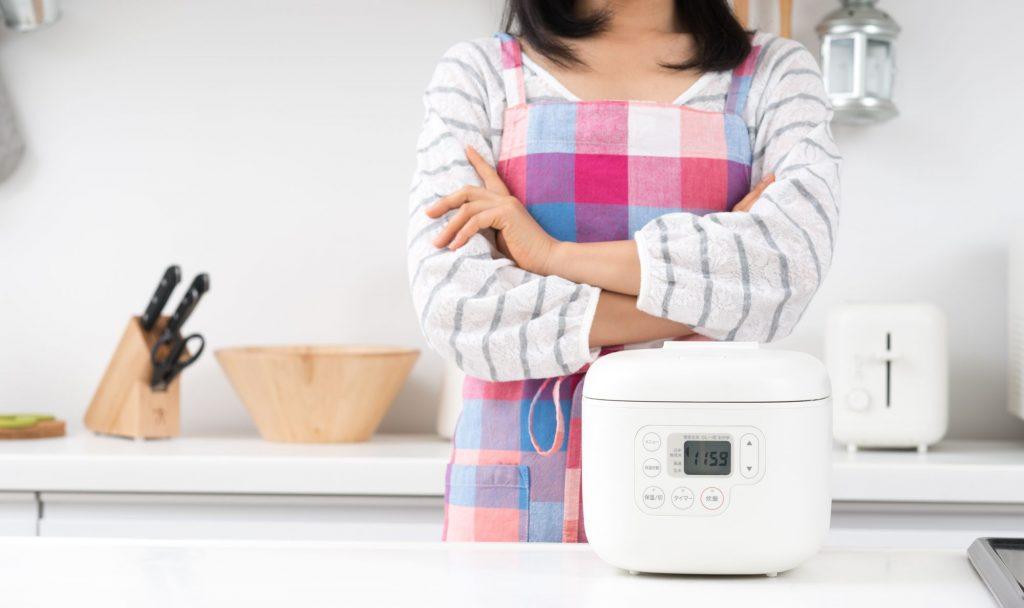 炊飯器の置き場はどこが最適なのか?