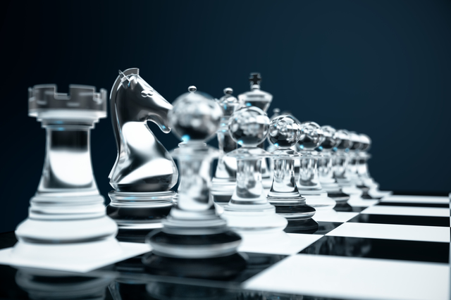 初心者でもわかるチェスの勝ち方