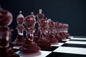 チェスと将棋の違いや、どっちが難しさでは上なのか